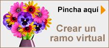 Enviar ramo flores online fallecido