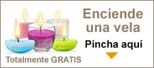 Enciende una vela a tus seres queridos